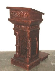old-pulpit